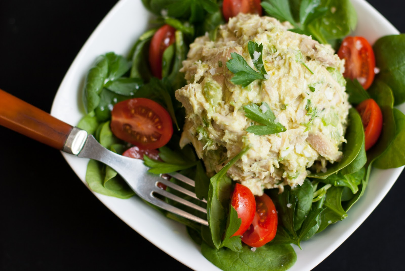Grubarazzi: Avocado Chicken Salad
