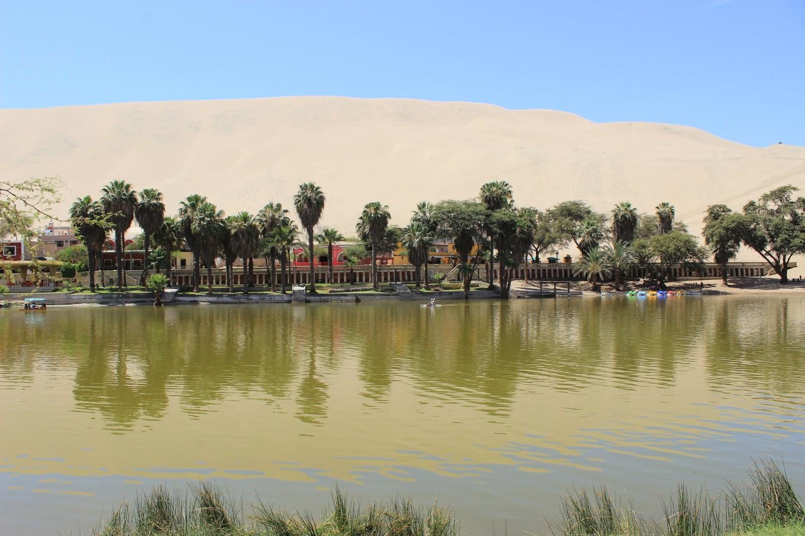 Dándole la vuelta al mundo: Día 71. Huacachina