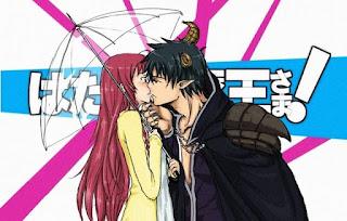 anime hataraku mahou sama
