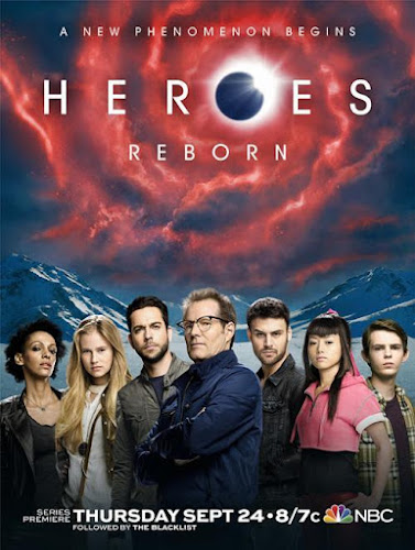 Heroes Reborn Temporada 1 (HDTV 720p Ingles Subtitulada) (2015)