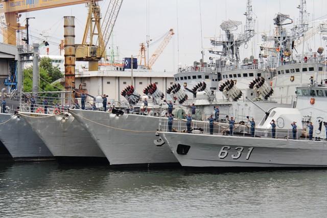 KSAL: TNI AL Harus Kuat dan Disegani