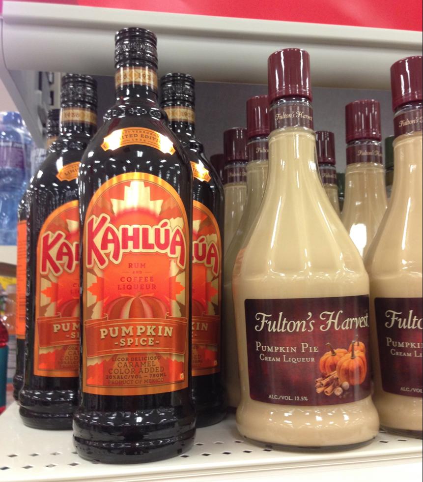 Myscaryblog Com Pumpkin Liquor Cocktails