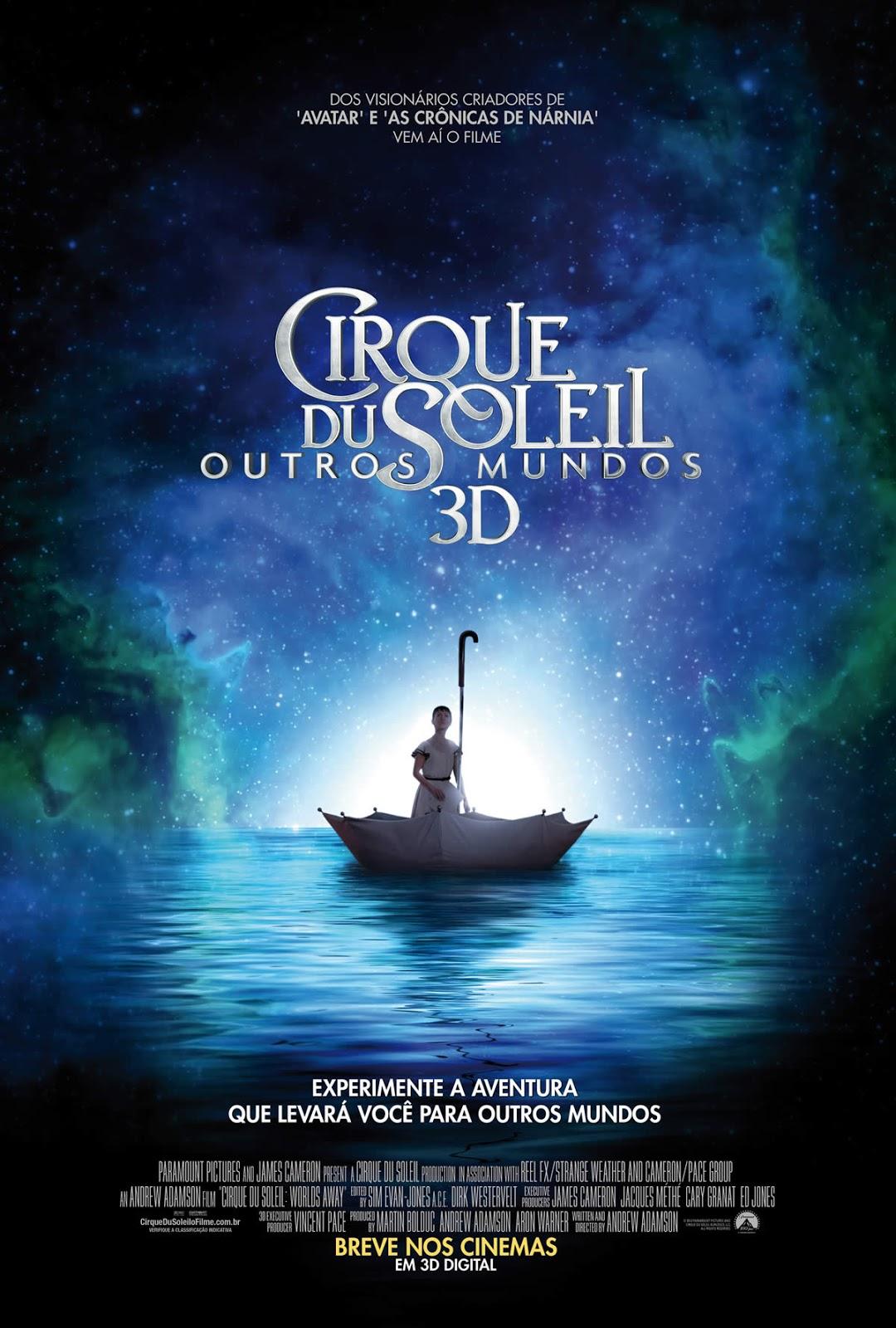 Cirque du Soleil – Outros Mundos Legendado