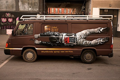 Graffiti Street Art by MTO Seen On www.coolpicturegallery.us