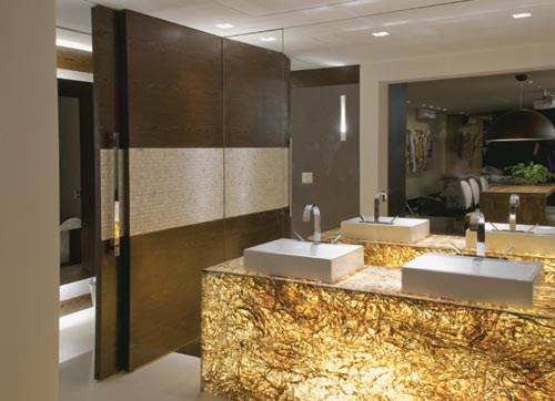 imagens decoracao lavabo : imagens decoracao lavabo:Casa e Decoração On-line: Modelos de Lavabos Lindos e Elegantes