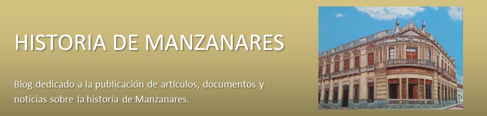 HISTORIA DE MANZANARES