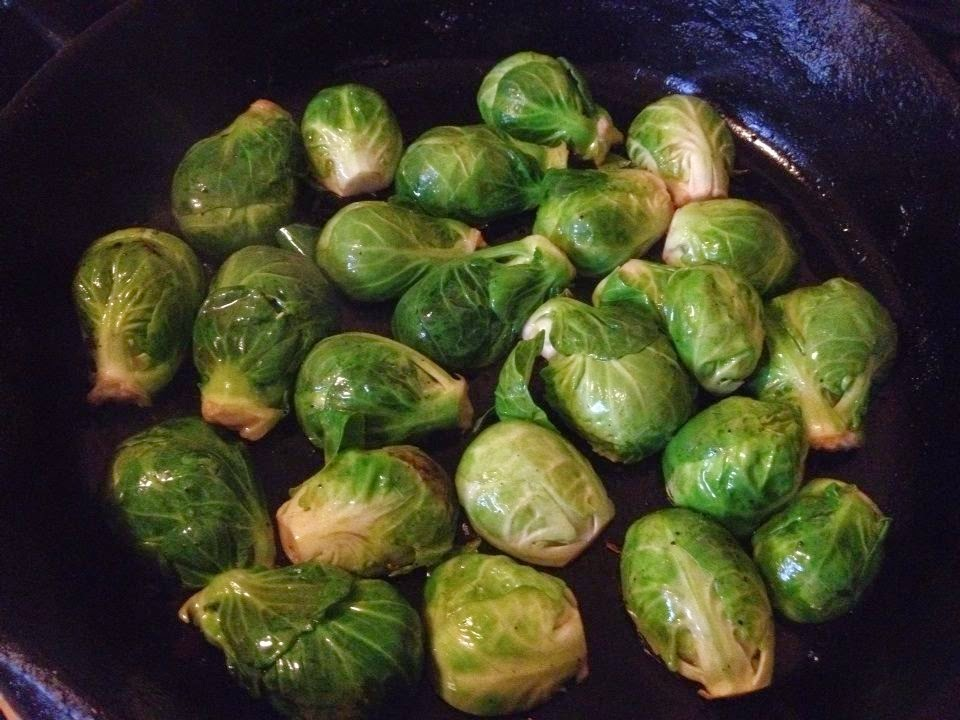 Propagating Brussels sprouts from cuttings