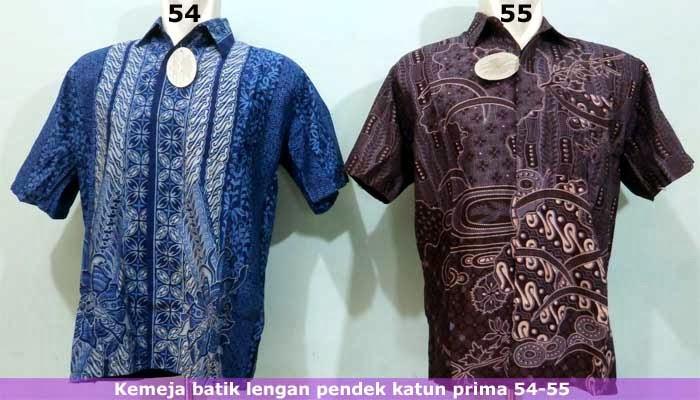 Kemeja batik motif terbaru Baju gamis nevada