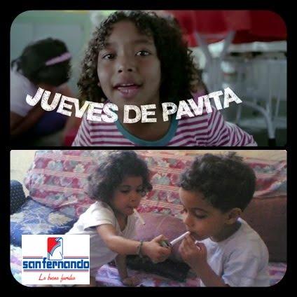 JUEVES DE PAVITA
