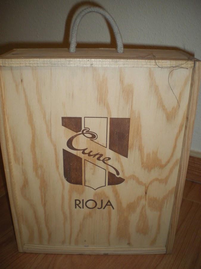 Cajas de vino - Ideas para reciclar cajas de madera ...
