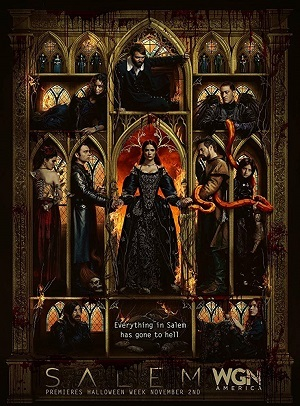 Salem - 3ª Temporada Torrent Download