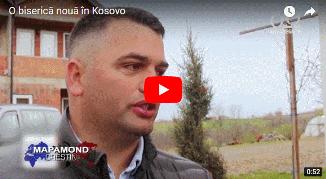 Un fost musulman a fondat prima biserică creștină din ultimii 700 de ani, în Kosovo