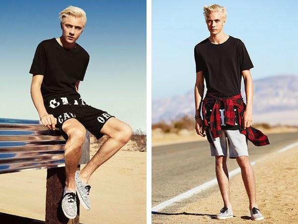 H&M Loves Coachella ropa hombre joven festival 2015