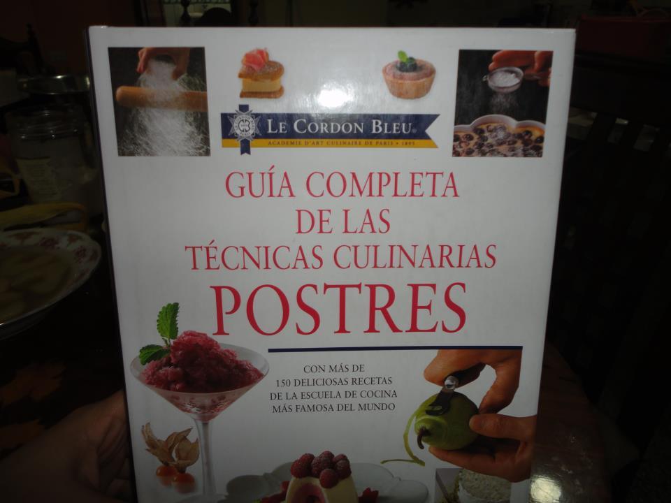 Guia completa de las tecnicas culinarias postres le cordon for Tecnicas culinarias pdf