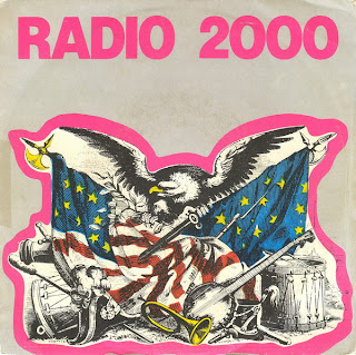 RADIO 2000 - Radio 2000 ,Vinyl 7\