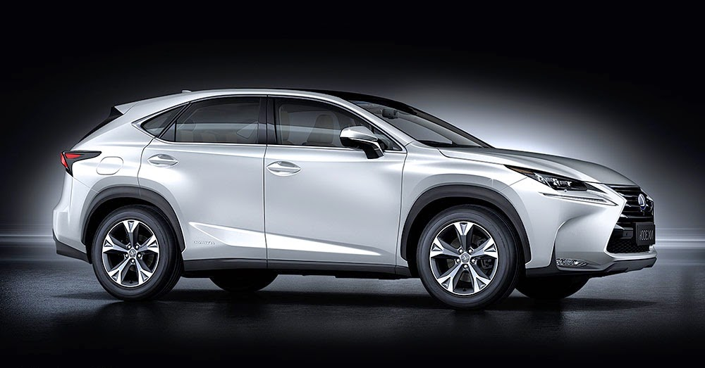 Lexus Hybrid Suv >> Lexus NX 300h Compact Crossover | Car Reviews | New Car Pictures for 2018, 2019
