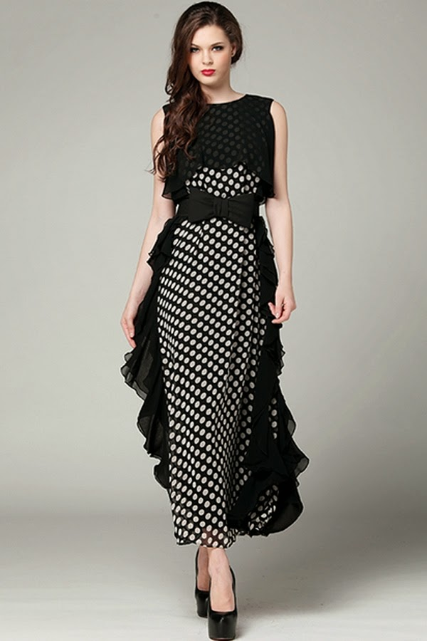 asian maxi dresses latest design 2014 photos latest