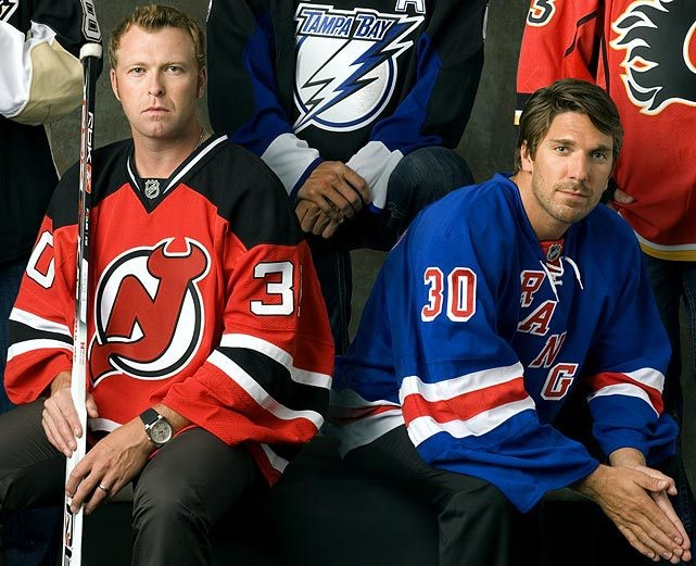 The Henrik Lundqvist Blog Martin Brodeur Said There Is No Rivalry