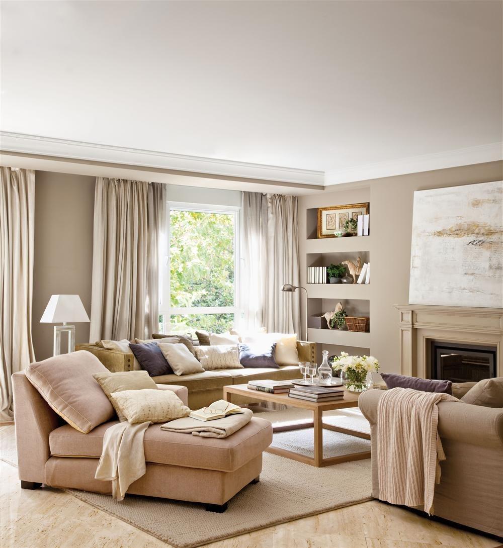 El mueble salones dise os arquitect nicos for El mueble salones