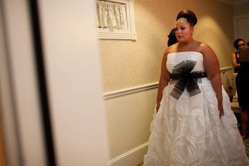 The plus size wedding dress hunt garnerstyle for Wedding dress boutiques atlanta