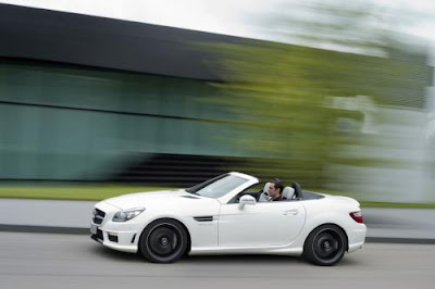 2012 Mercedes SLK 55 AMG wallpaper