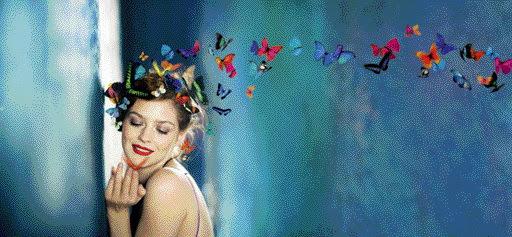 Новый аромат сентября 2013 - Madly KENZO Kiss'n Fly