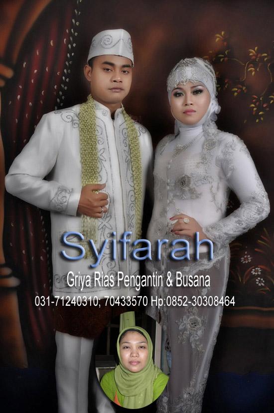 bagi tiap pengantin terutama penampilan pengantin muslim harus juga