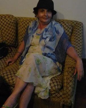 JULIA DEL PRADO- Escritora Limeña