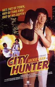 Poster Of City Hunter (1993) In Hindi English Dual Audio 300MB Compressed Small Size Pc Movie Free Download Only At worldfree4u.com
