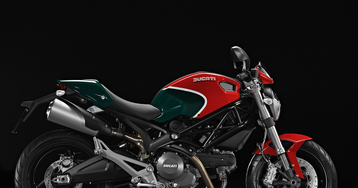Takeyoshi im... Ducati Monster 1100