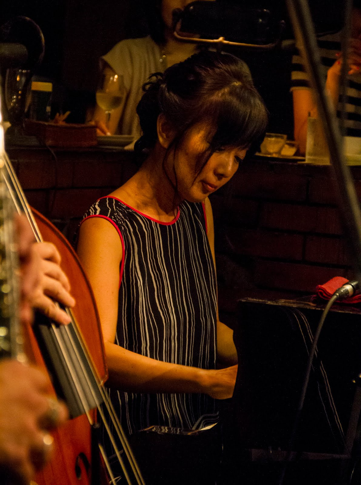 Yuka Aikawa, pianist