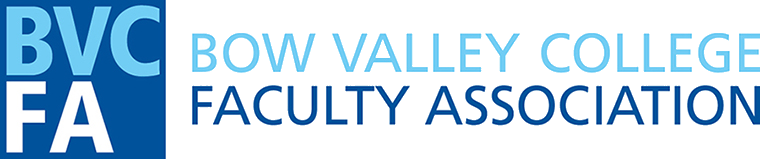 Bow Valley College Faculty Association