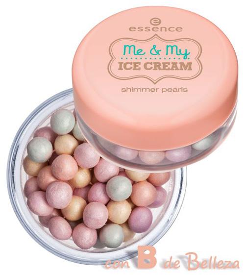Shimmer pearls I-cy u