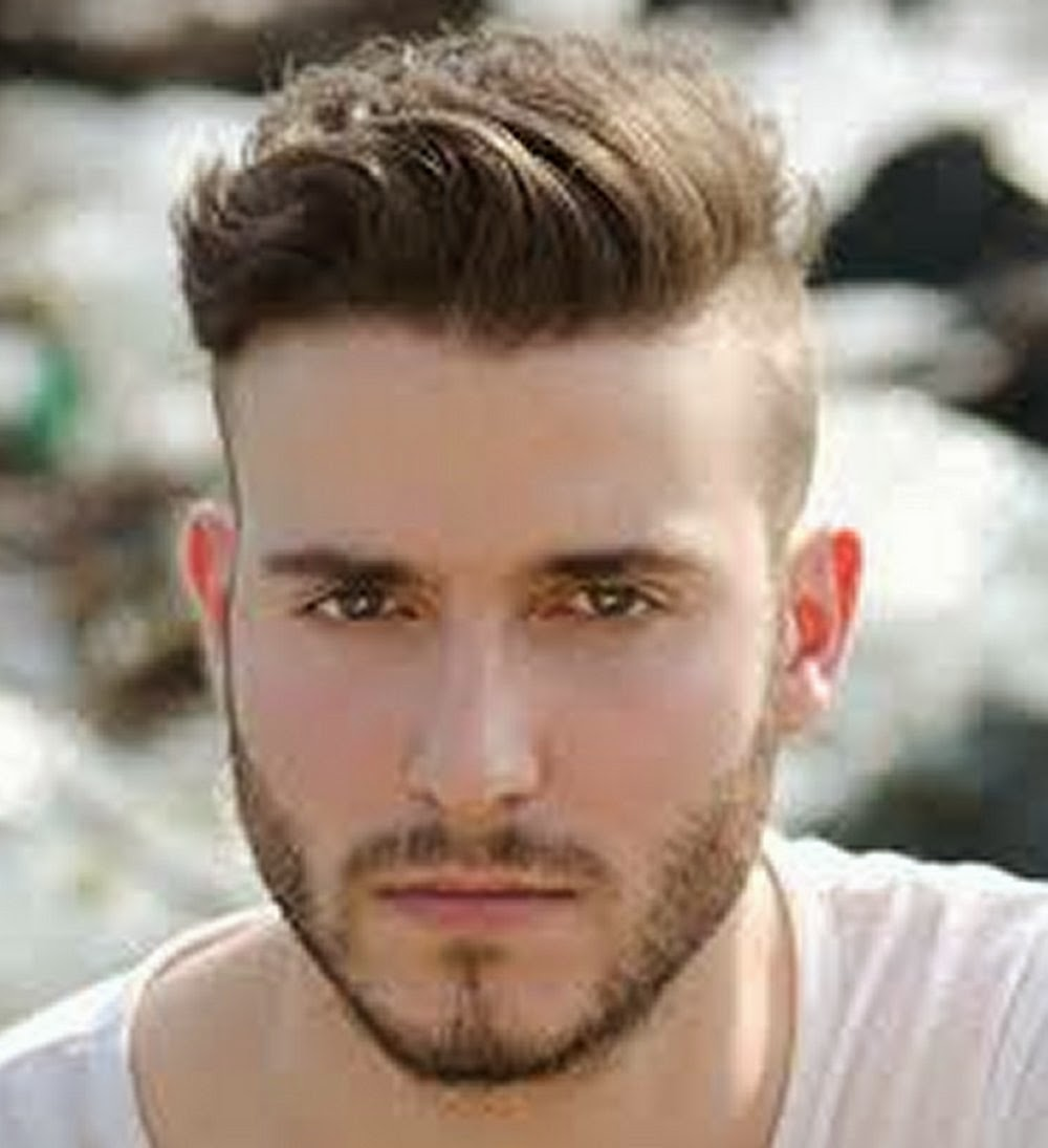 Trendy Haircuts Styles for Men
