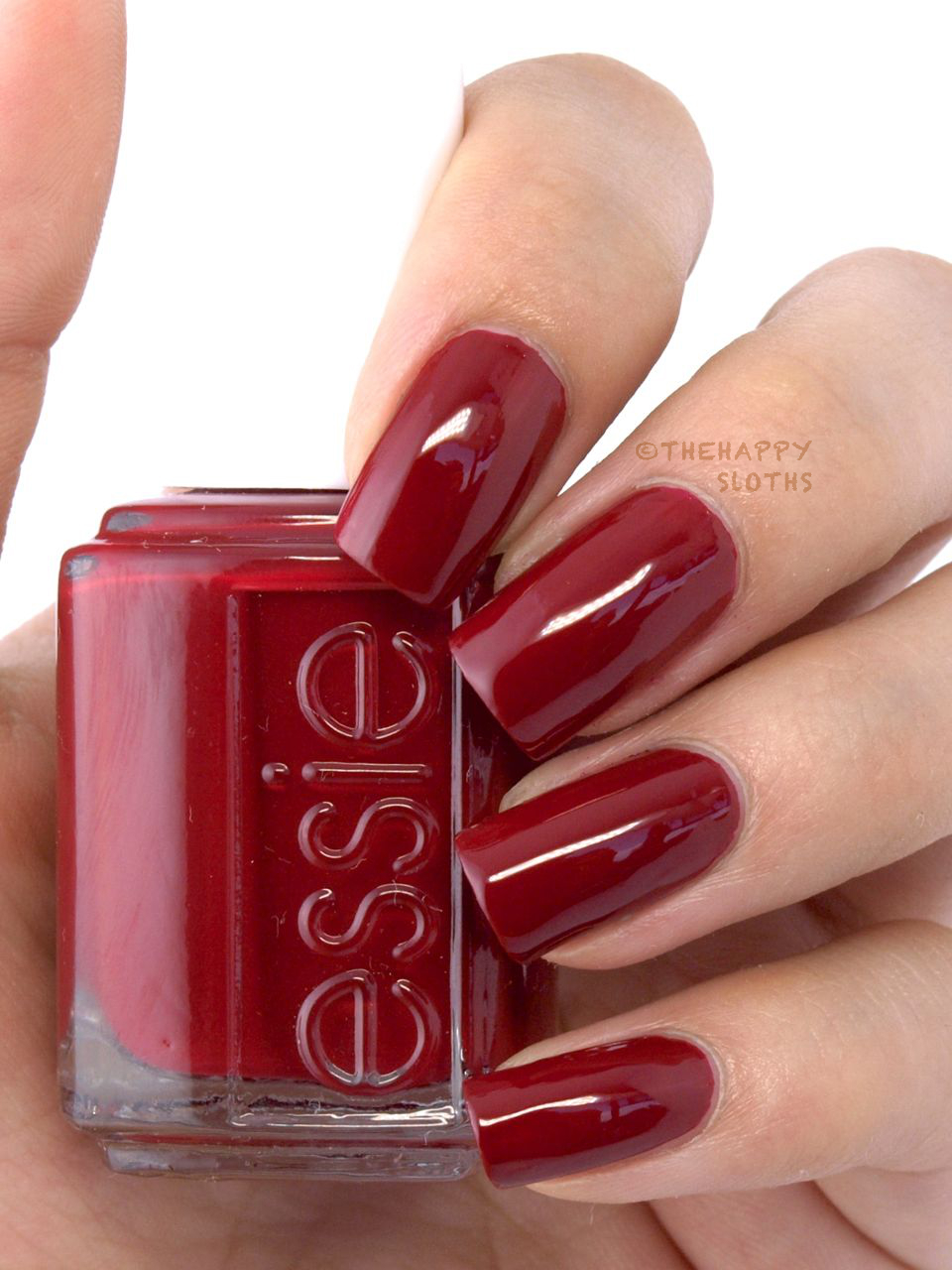Essie Fall 2014 Dress To Kilt Collection: Review and