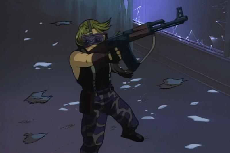 Tekken Anime OVA