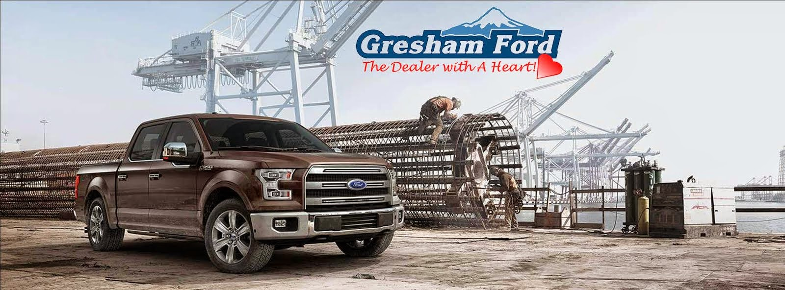 Gresham Ford - Your Oregon Ford Dealership