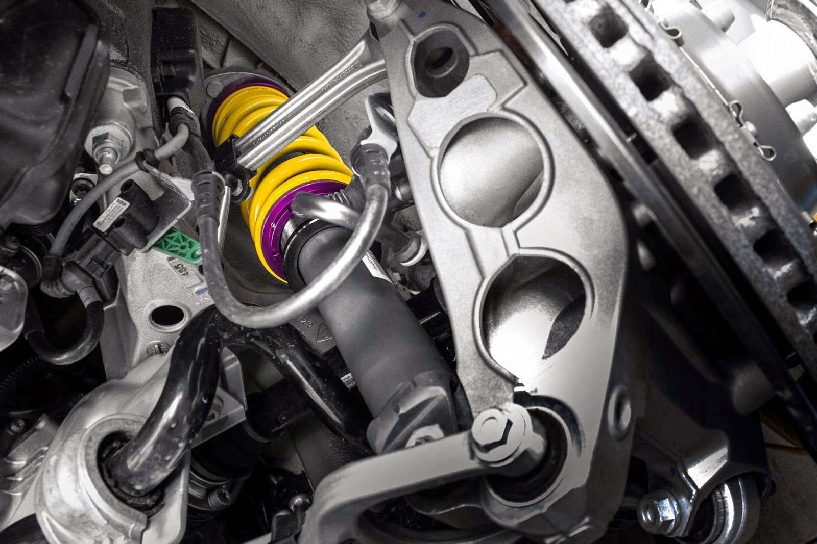 660 hp Porsche 911 Turbo S byMcchip-DKR