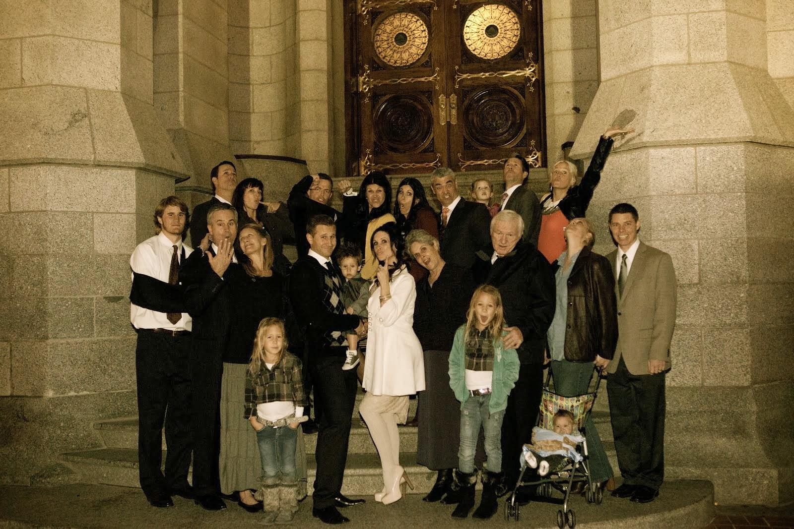 Family Sealing 2012
