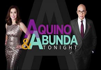 """Aquino and Abunda Tonight,"" which will be the hosts' first regular show together in over two years, will air weeknights after ""The Legal Wife"" on ABS-CBN's primetime block starting February..."