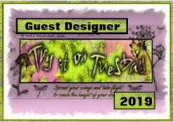 Proud to be a Guest Designer at Try it on Tuesday