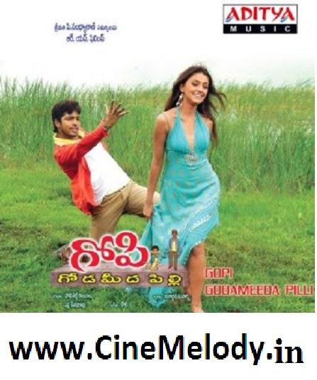 Gopi Telugu Mp3 Songs Free  Download  2008
