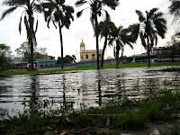 city rain Landscape