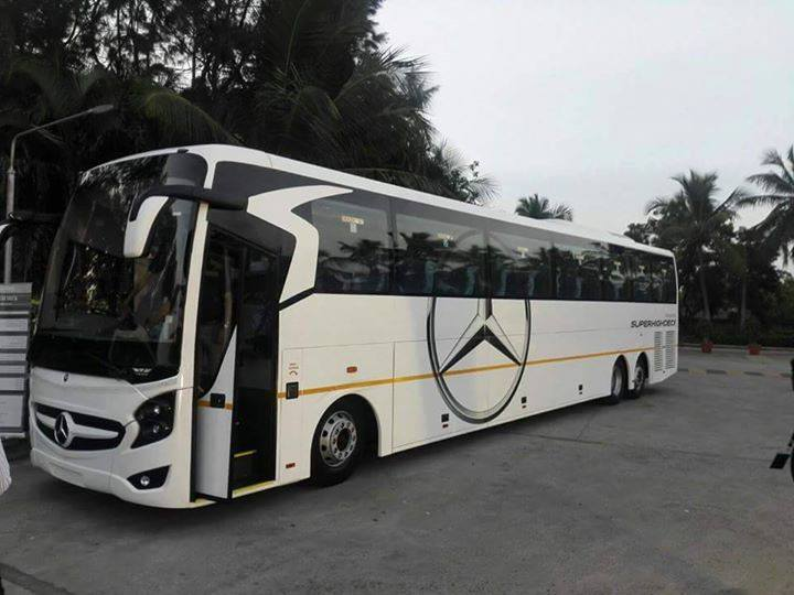 Mercedes benz bus india travel forum bcmtouring for Mercedes benz touring coach