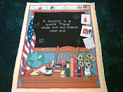 2011 - School Teacher wall hanging/gift