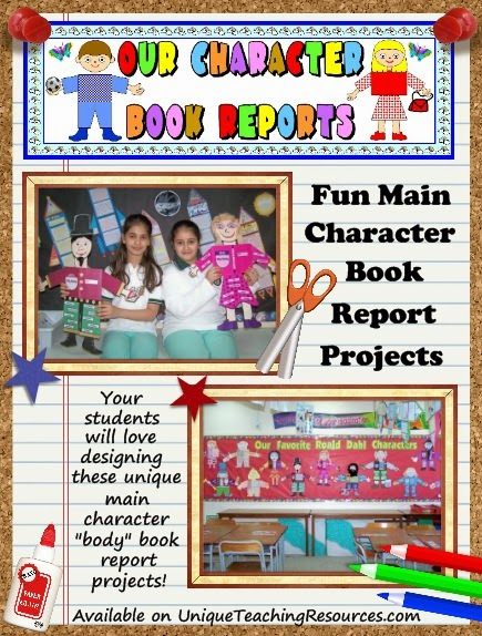 character book report Write a report card for a character in your book choose a character in your book come up with 5 areas of his or her personality to grade.