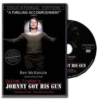 Brinde Grátis DVD Filme Johnny Got his Gun