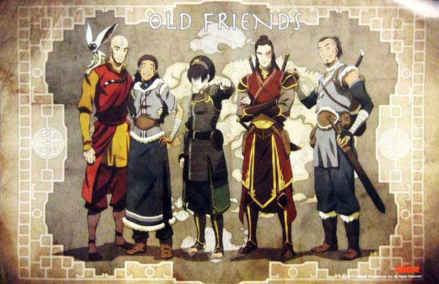 old friends old team avatar