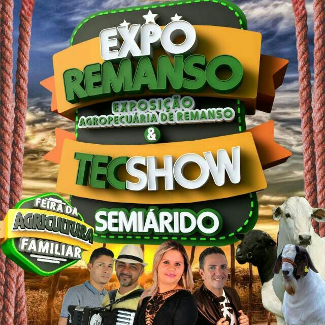 EXPO-REMANSO - IMPERDÍVEL !