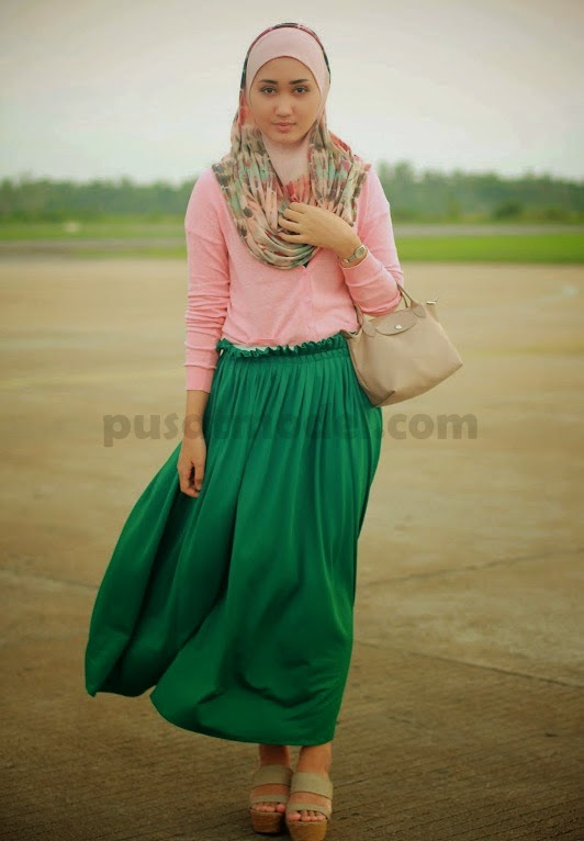 Inspirasi Gaya Busana Muslimah Untuk Ke Kampus Fashion Love Style